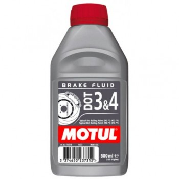 Motul DOT 3 & 4 Brake Fluid...