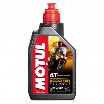 Motul SCOOTER POWER 4T...