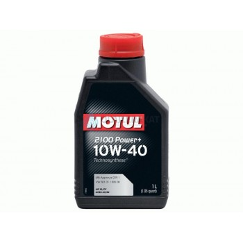 Motul 2100 Power + 10W-40 1L