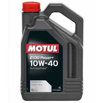 Motul 2100 Power + 10W-40 4L