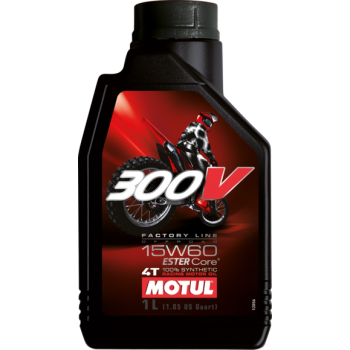 Motul 300V Factory Line Off...