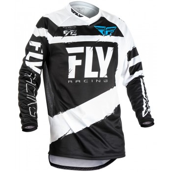 FLY F-16 Black / White...