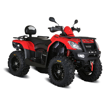 Goes LTD Max 450i (Iron) 4x4